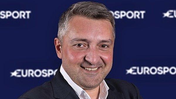 Mircea Medaru, ředitel sportovního vysílání ve střední a východní Evropě společnosti Discovery Networks
