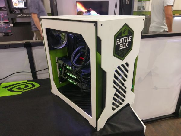 battle box 3x geforce1080