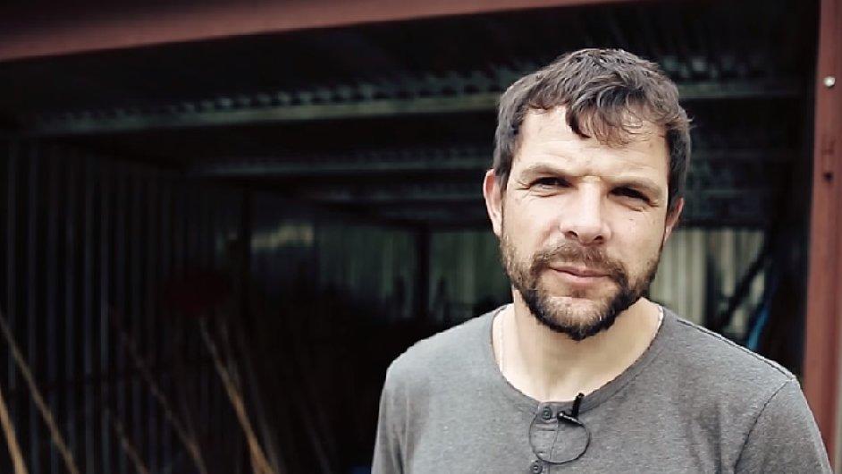 Petr Steklý, ředitel a zakladatel obecně prospěšné společnosti Prostor Plus a sociálního podniku Social Trade