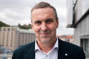 Jiří Dušek, ředitel výroby divize Dopravní stavby společnosti HOCHTIEF CZ