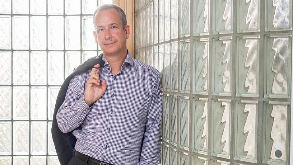 Jonathan Appleton, výkonný ředitel asociace ABSL