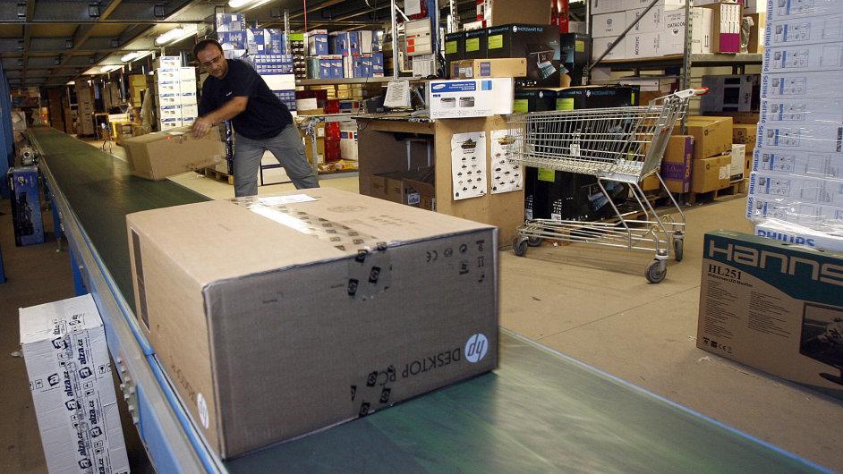Nový internetový srovnávač cen nabídne zákazníkům i doručení zboží do vybraného výdejního místa