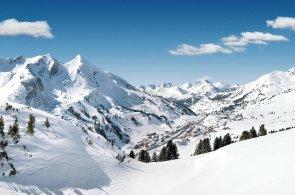 Za lyžováním do Rakouska: Horní Taury lákají na čtyři metry sněhu