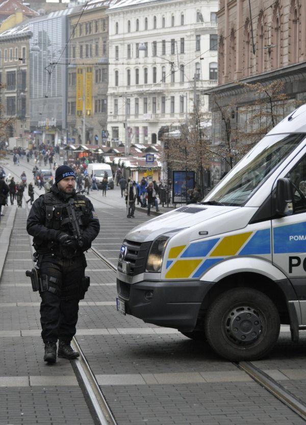 CR NEMECKO POLICIE TERORISMUS BRNO 693