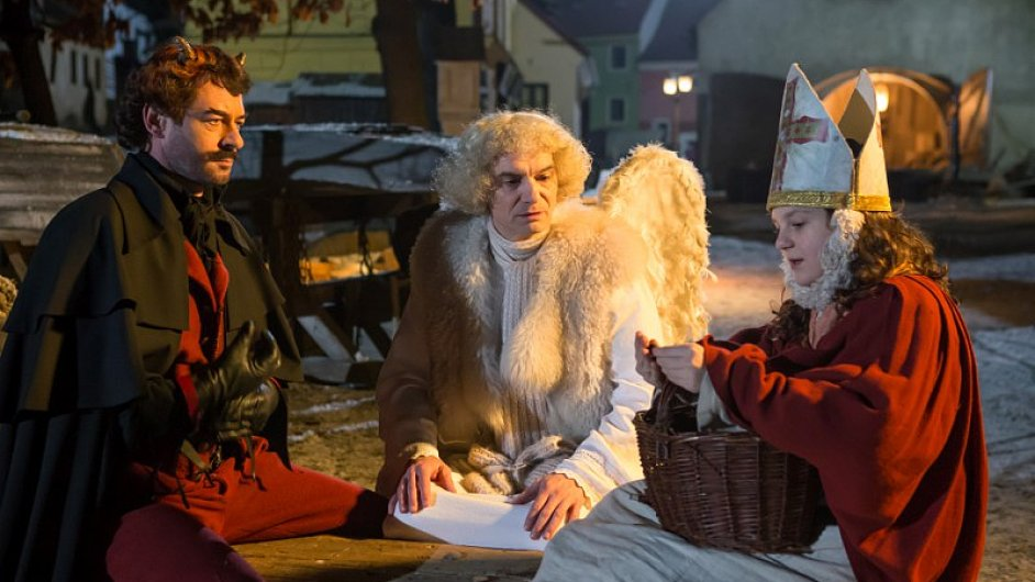 Hrdinové filmu Anděl Páně 2 nakonec zjistí, že cesta k poznání vede především přes sebe sama.