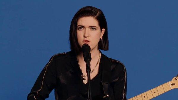Snímek z videoklipu The xx.