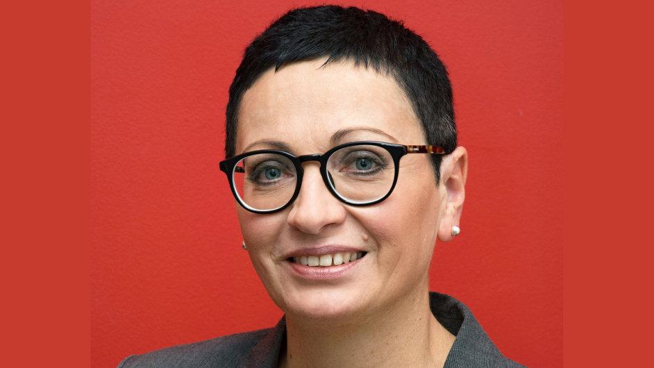 Ilona Kratochvílová, ředitelka evropského HR společnosti Office Depot