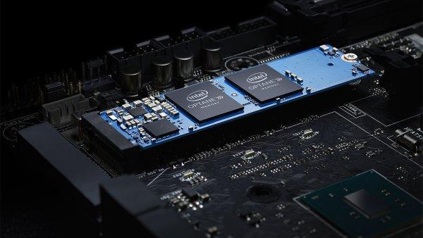 Nové paměti Intel Optane slibují dvojnásobně rychlejší start Windows proti stavu s pevným diskem