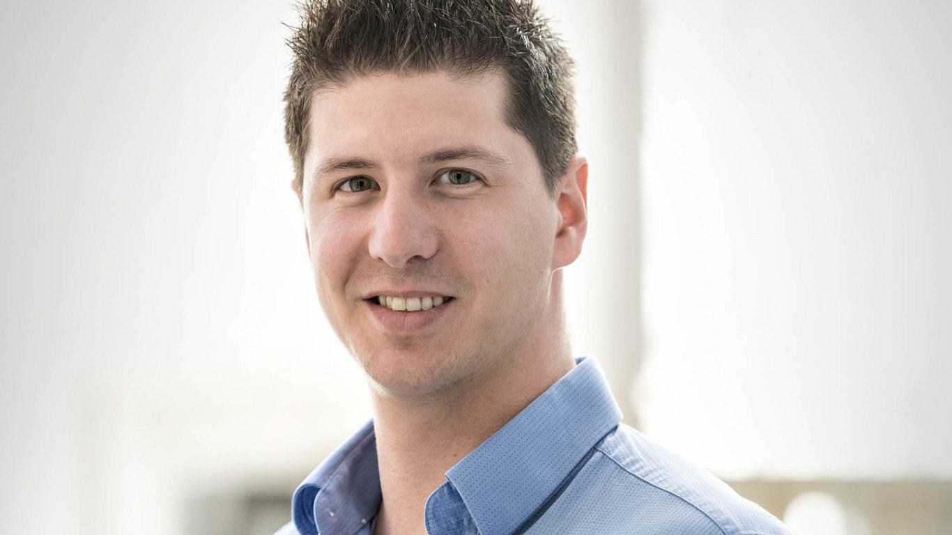 David Zábrž je novou posilou týmu internetové platformy Busyman.