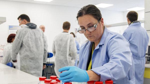 Laboratoř se chystá spolupracovat se studenty, mezi nimiž si chce vychovat nové zaměstnance.
