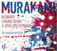 Haruki Murakami: Bezbarvý Cukuru Tazaki a jeho léta putování