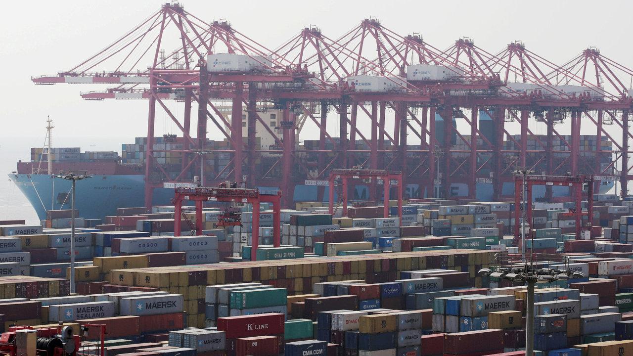 Čína, ekonomika, obchod