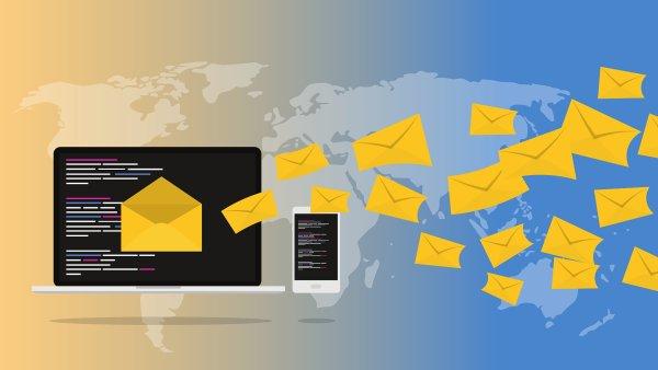 E-mail, ilustrace