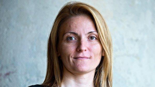 Zorana Jurić, senior marketing managerka pro oblast východní Evropy ve společnosti Kaspersky Lab