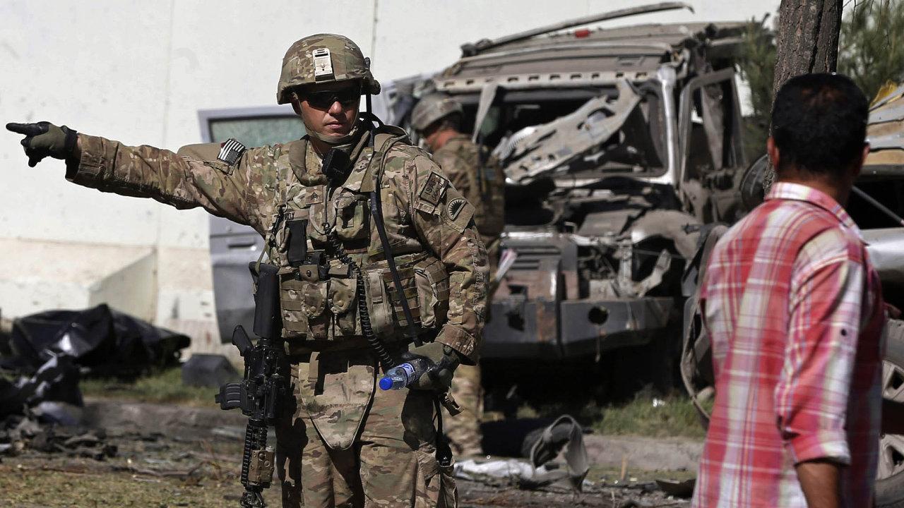 Vsoučasnosti vAfghánistánu slouží více než 16 tisíc vojáků NATO. Více než polovinu z nich tvoří Američané.