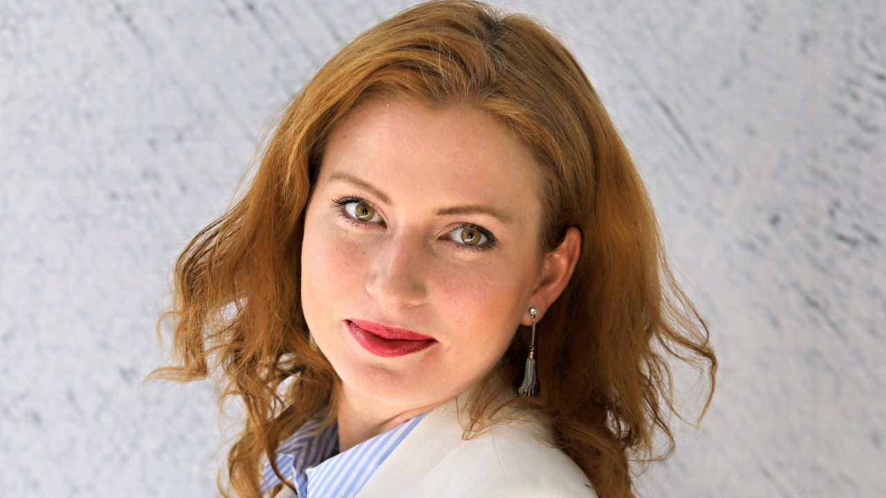 Kristýna Hořovská, PR specialistka společnosti Seznam.cz
