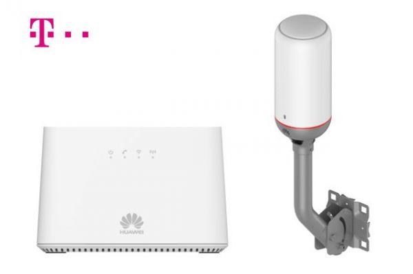 T-Mobile začíná nabízet nový systém pro LTE připojení domácností i daleko od vysílačů