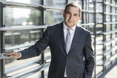 Generální ředitel Moneta Money Bank Tomáš Spurný.