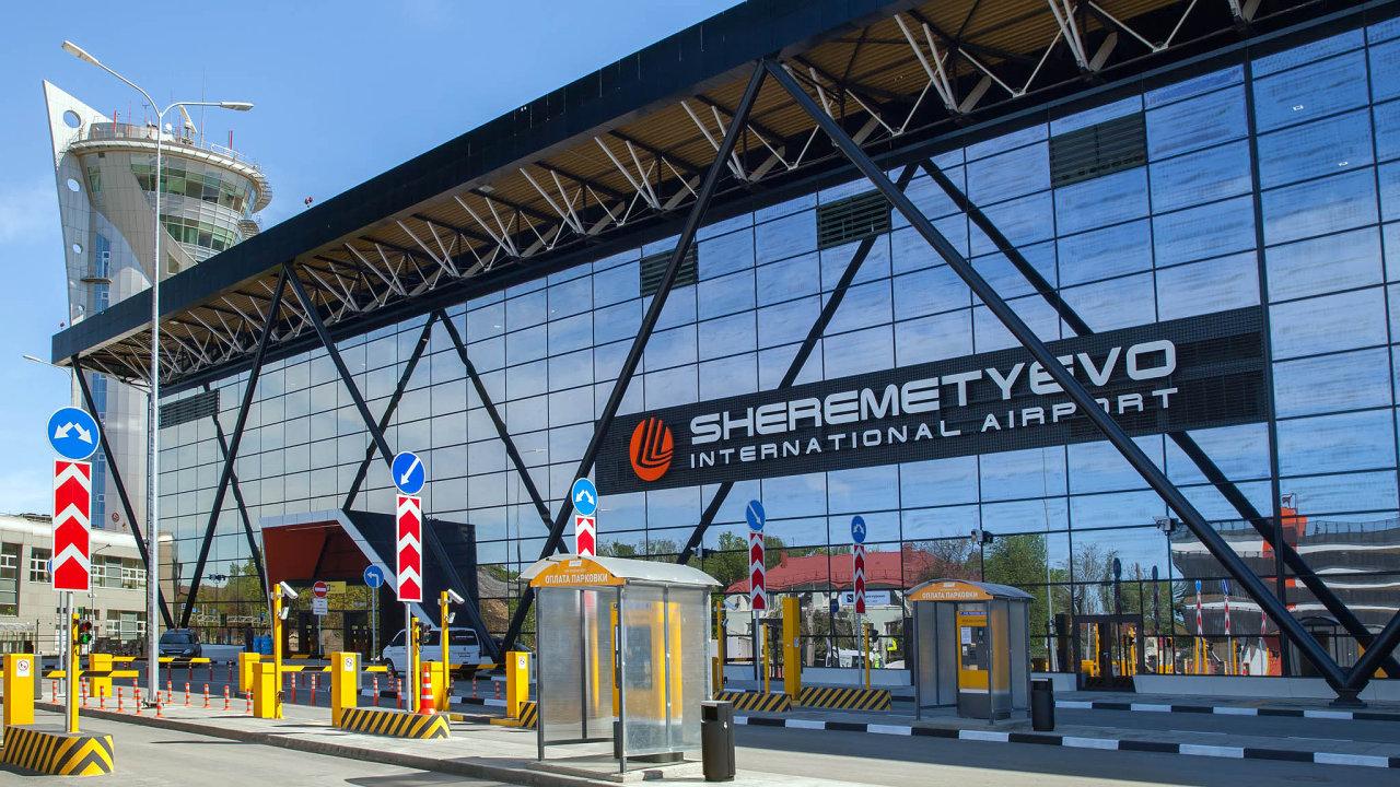 Moskevské letiště Šeremetěvo se bude nově jmenovat podle básníka Alexandra Puškina.