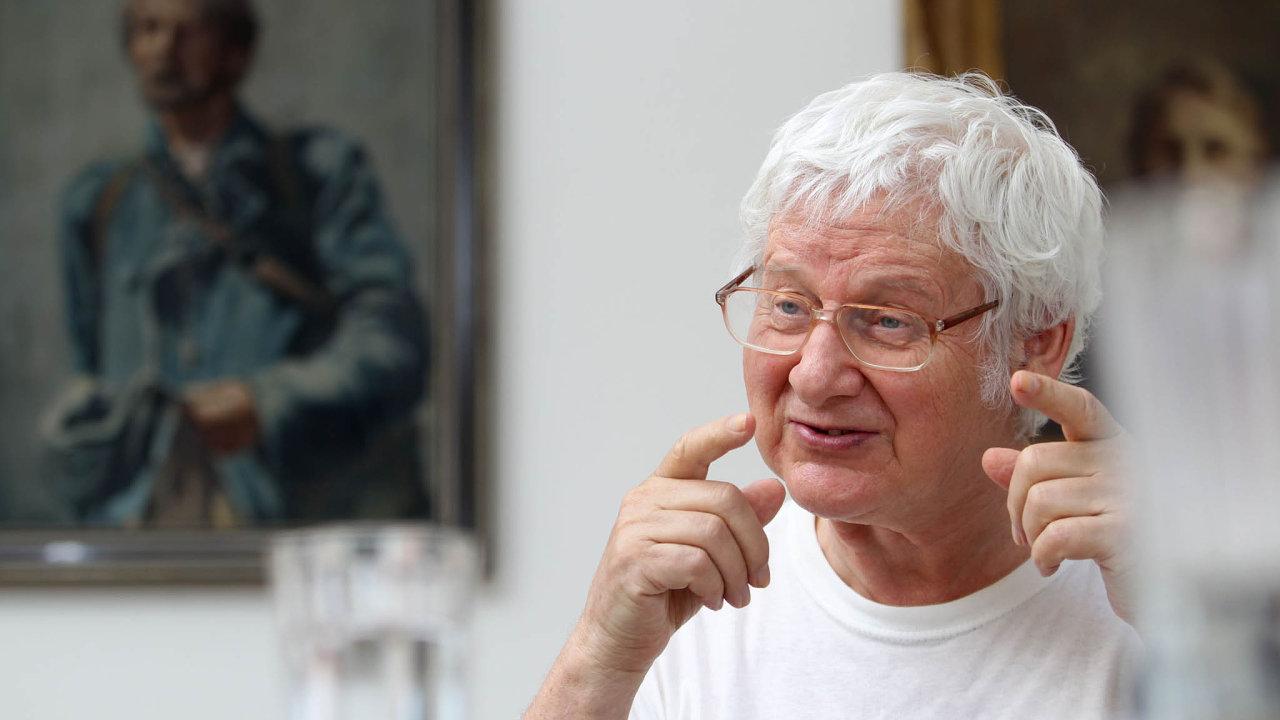 Milan Hejný: Jeden autor, dvě knihy anejasné autorské smlouvy.