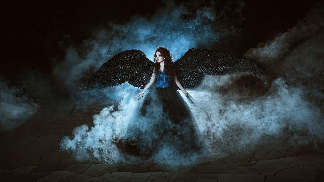 láska, nenávist, žena, anděl