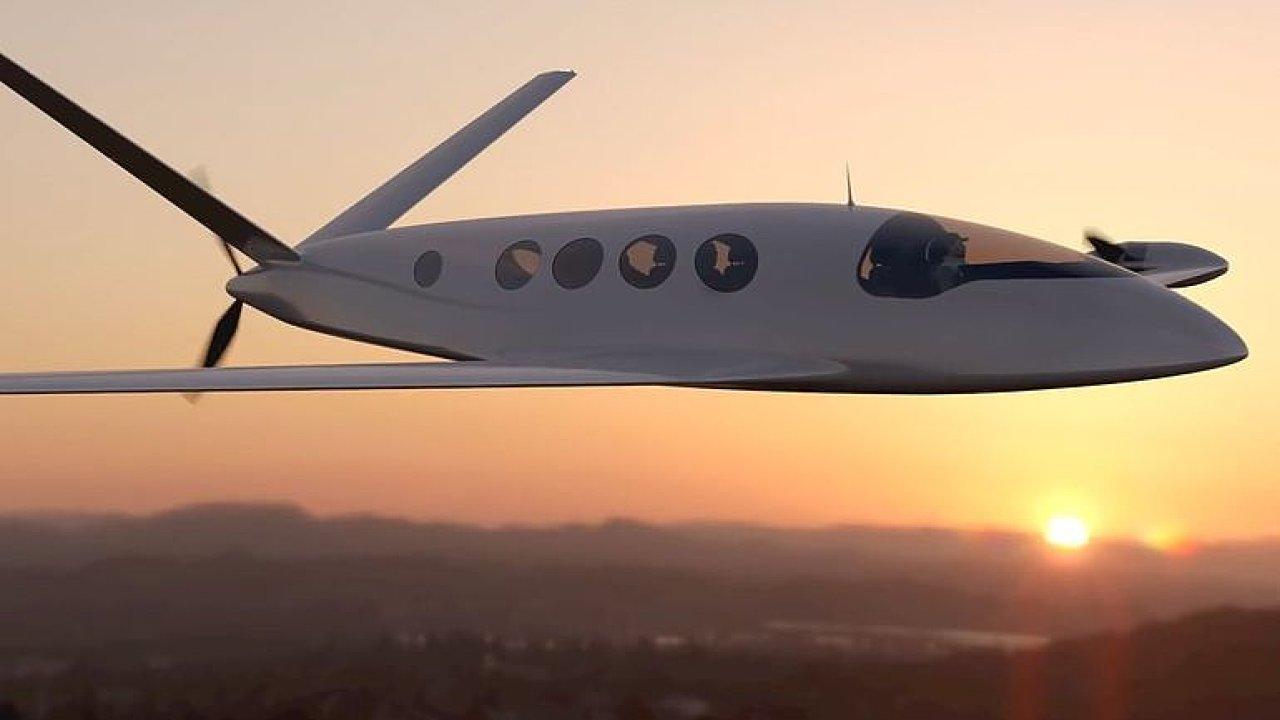 Elektrické letadlo Alice doletí až 1200 kilometrů. Izraelci ho představili na aerosalonu u Paříže
