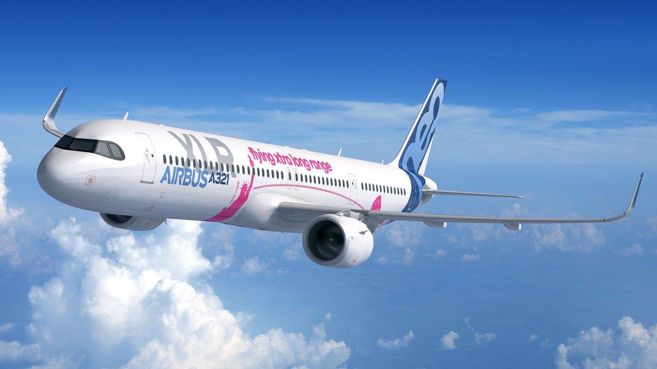 Airbus A321XLR: Evropský výrobce letadel Airbus získává náskok nad americkým Boeingem. Nový Airbus ho poráží vdoletu ikapacitě.