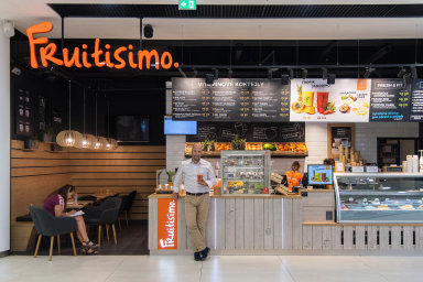Fruitisimo vzniklo v roce 2003 jako studentský nápad Jana Hummela a Tomáše Lichtenberga.