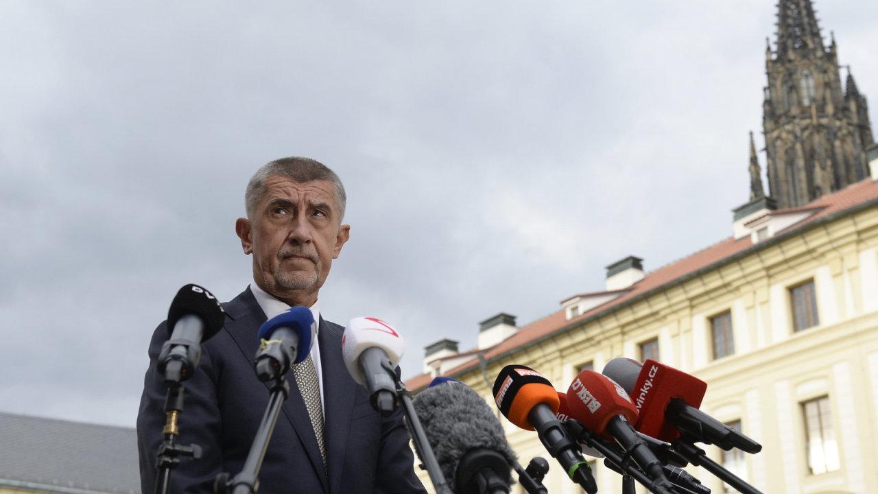 Ministerstvo pro místní rozvoj žádá Evropskou komisi o delší lhůtu na odpověď na audit o Babišovi.