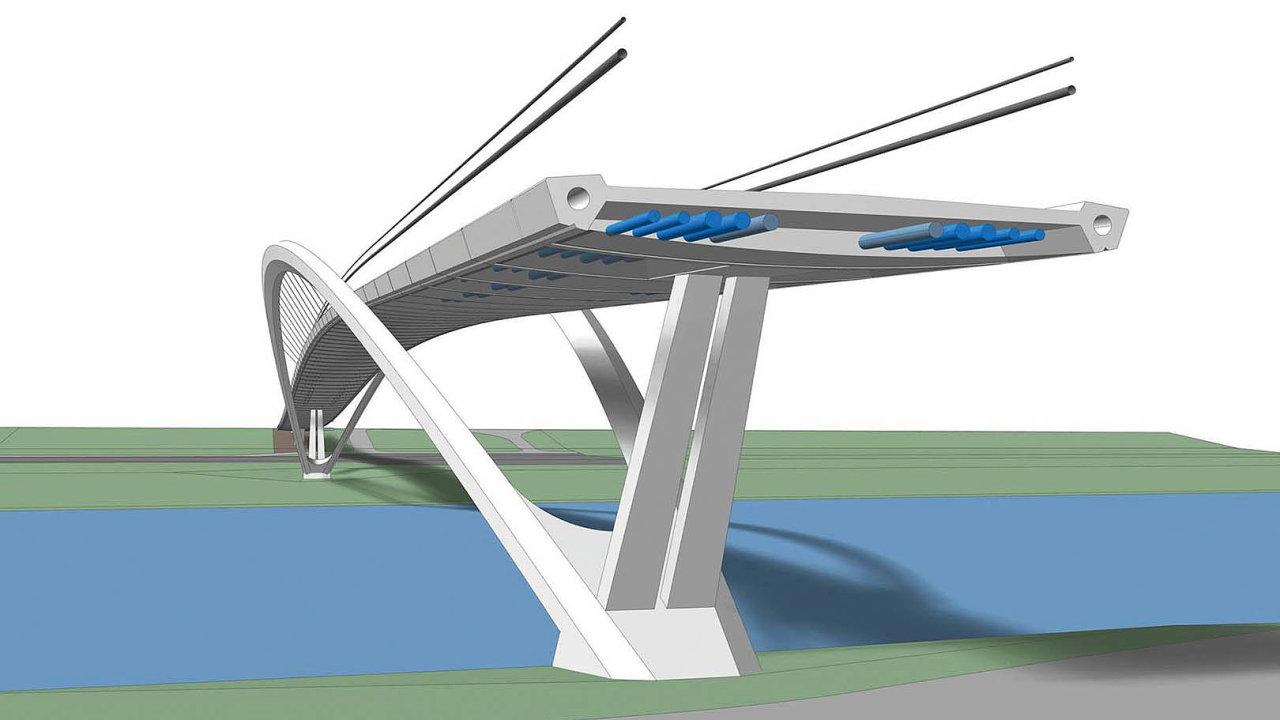 Nymburk představil plány nanovou lávku