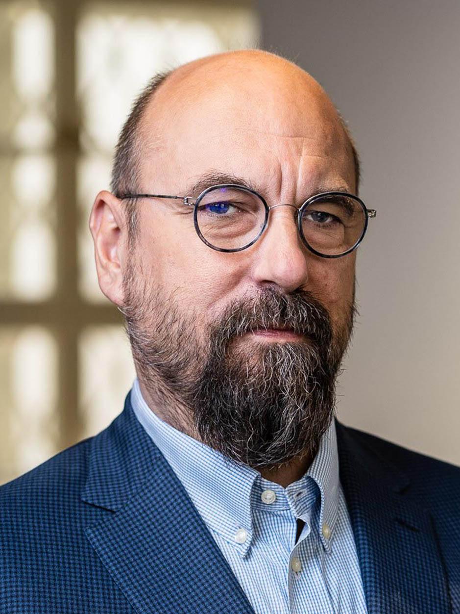 Oldřich Hejtmánek, ředitel galerie Arcimboldo
