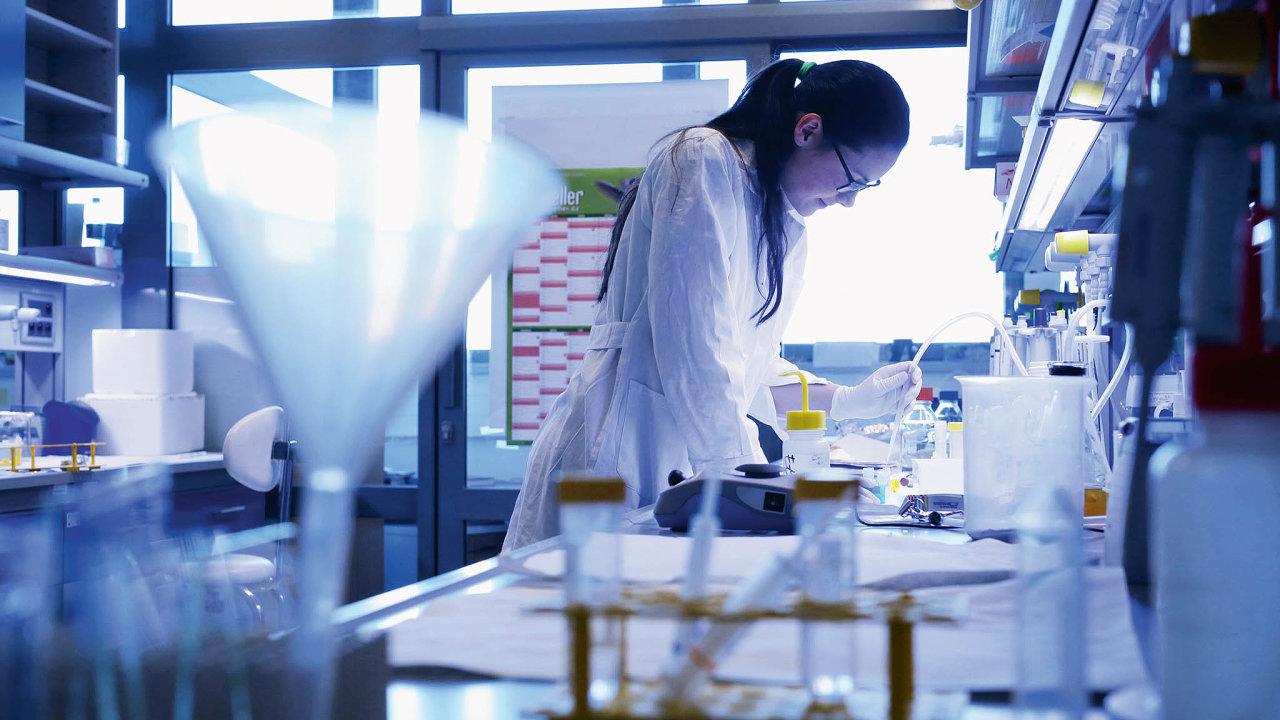Laboratoř Biocevu
