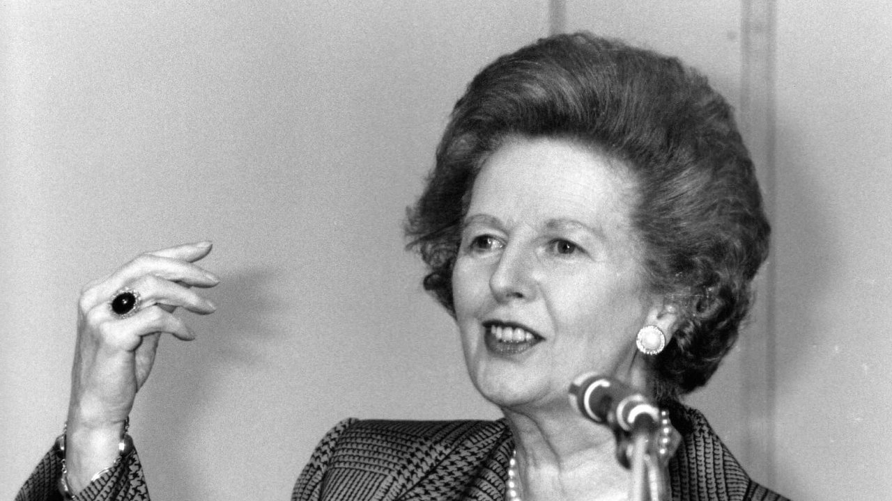 Margaret Thatcherová byla velkým zastáncem rozšíření EU ostáty střední avýchodní Evropy.