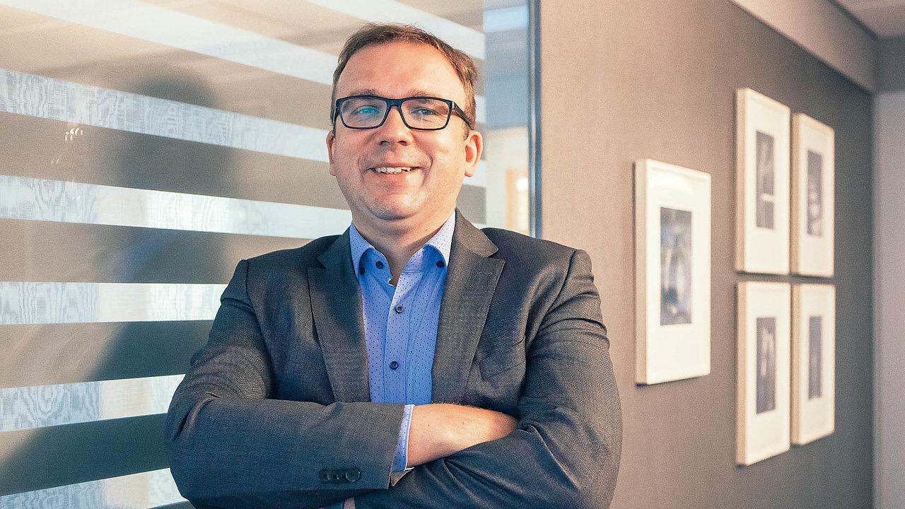 Epidemie koronaviru stlačí iceny nemovitostí, domnívá seLukáš Vácha, obchodní ředitel Conseq Investment Management.