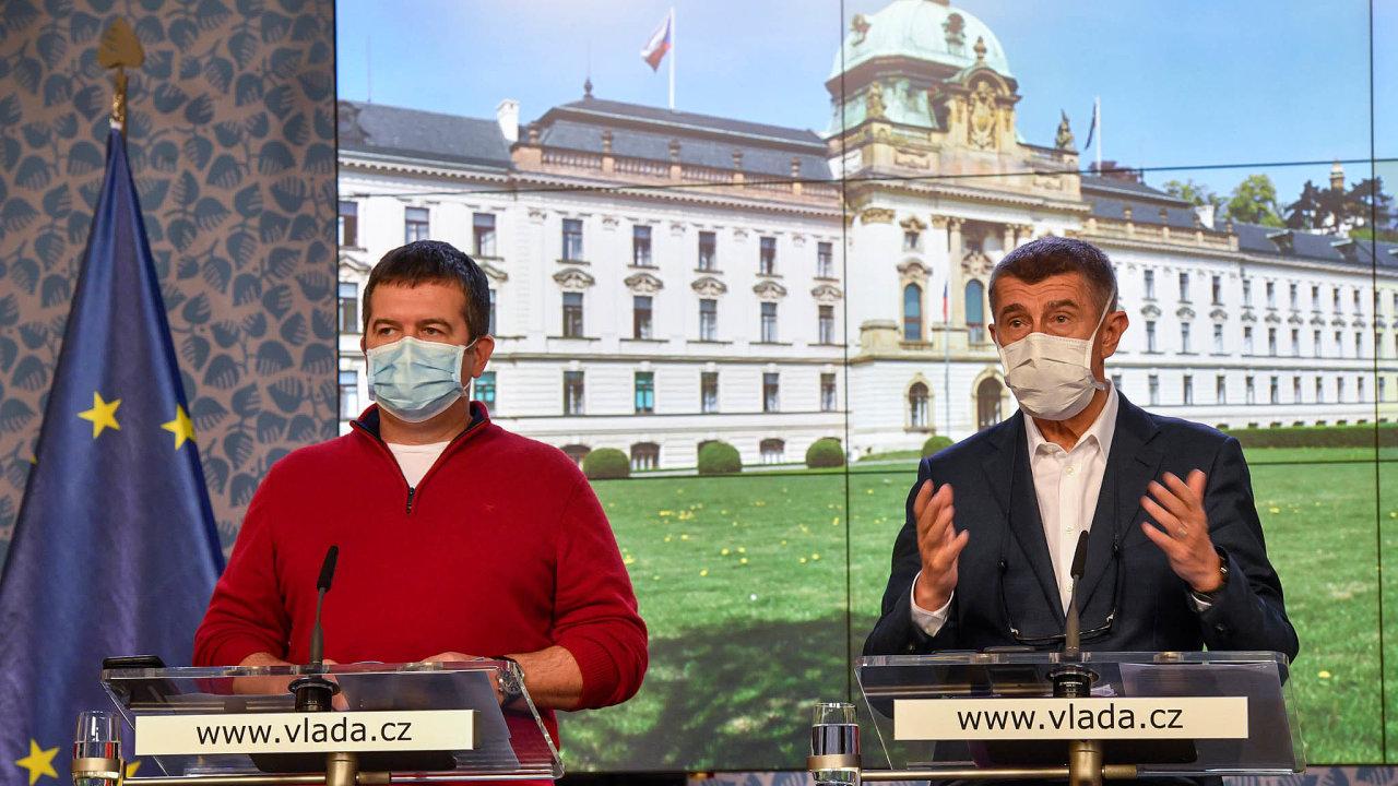 Ministr vnitra Jan Hamáček napsal ČTK, že vláda v pátek požádá o prodloužení nouzového stavu do 25. května.