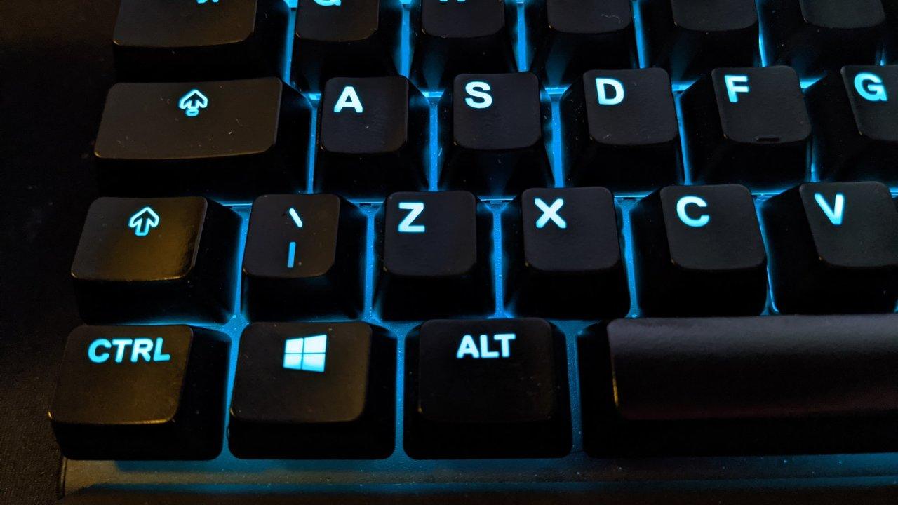 Nová klávesnice SteelSeries umí měnit hloubku stisku
