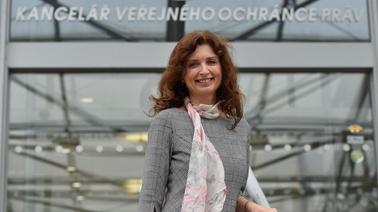 Monika Šimůnková je česká právnička, od února 2011 do října 2013 byla zmocněnkyní vlády pro lidská práva a od prosince 2019 je zástupkyní veřejného ochránce práv.
