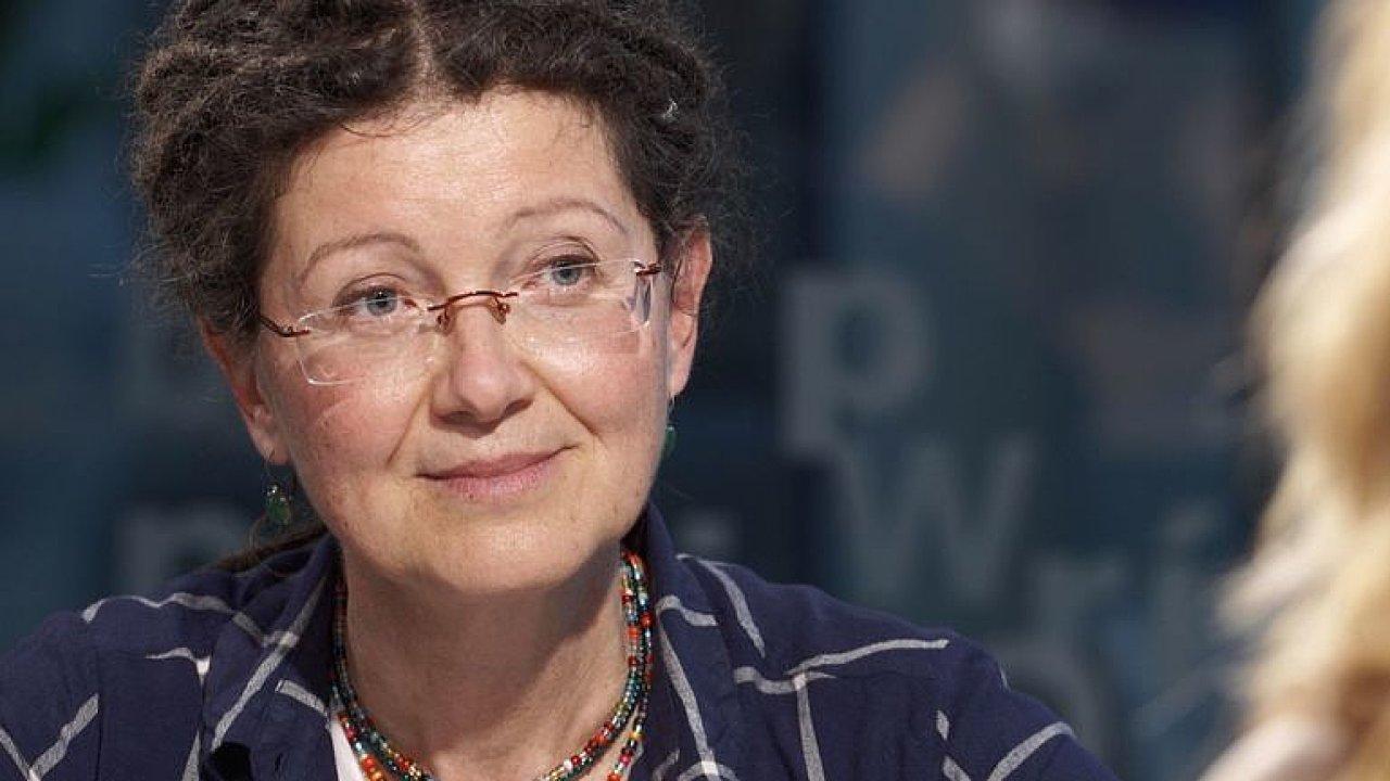 Francová: Tahle krize může být šancí ke změně. Jsem ráda, že žiju v přelomové době