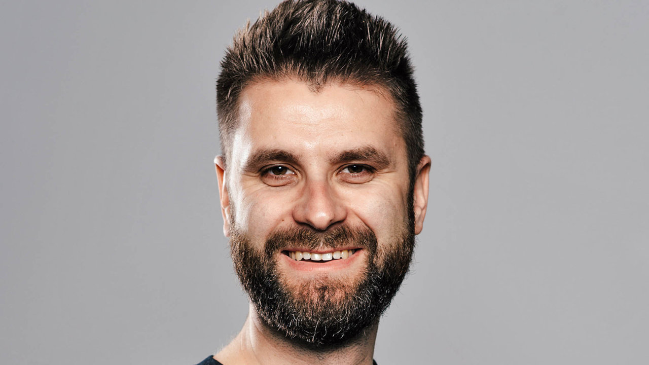 Jan Laštůvka, spoluzakladatel start-upu Lemonero.