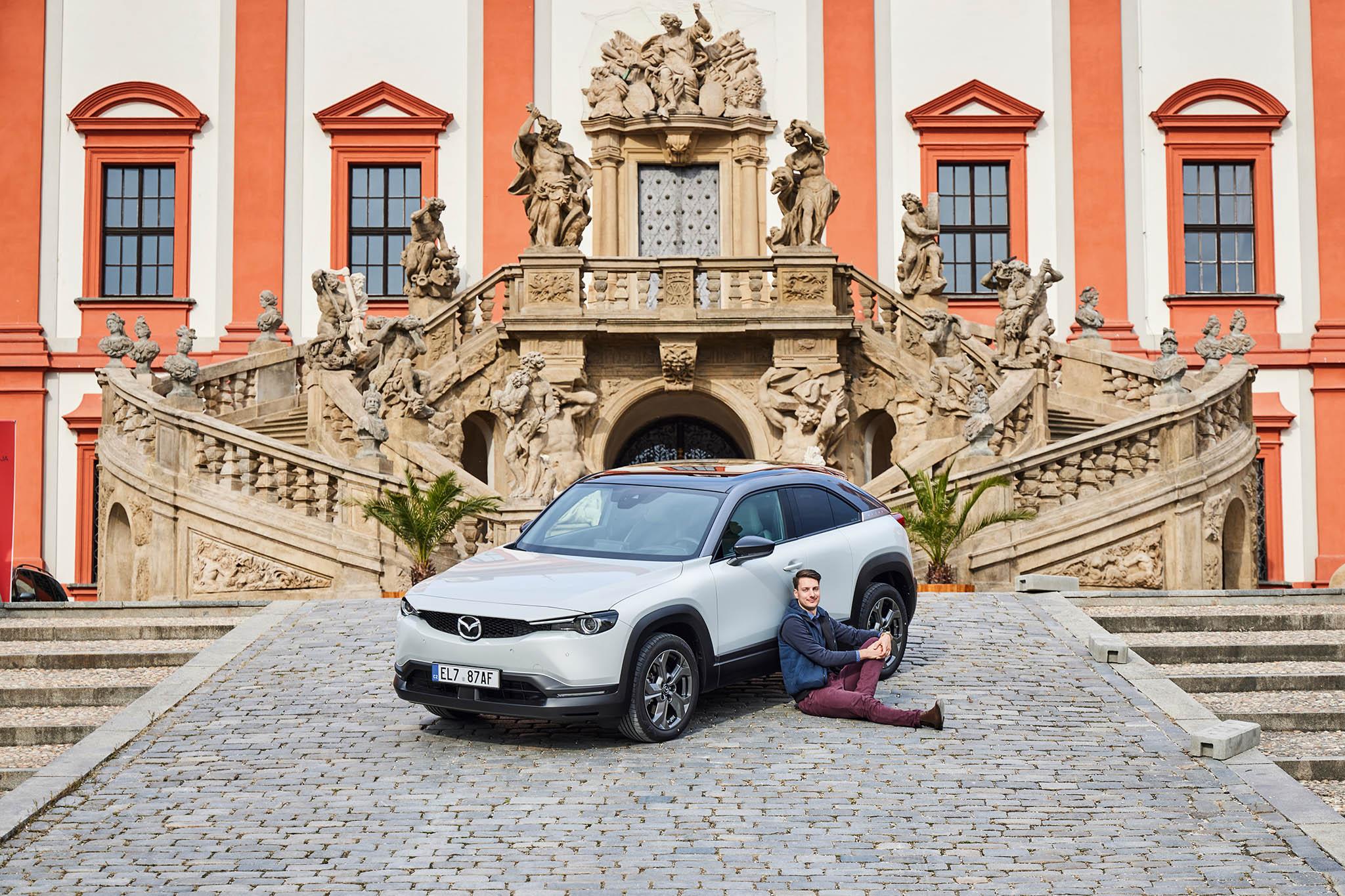 Jan Hrušovský: Mazda MX-30