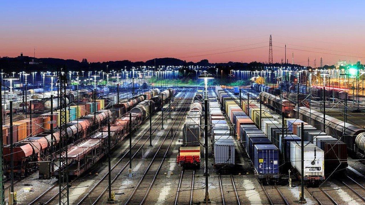 Rozvoj železničního přepravního spojení mezi Čínou a Evropou je součástí strategie Gebrüder Weiss, která je zaměřena na znovuobnovení Hedvábné stezky (ilustrační snímek).