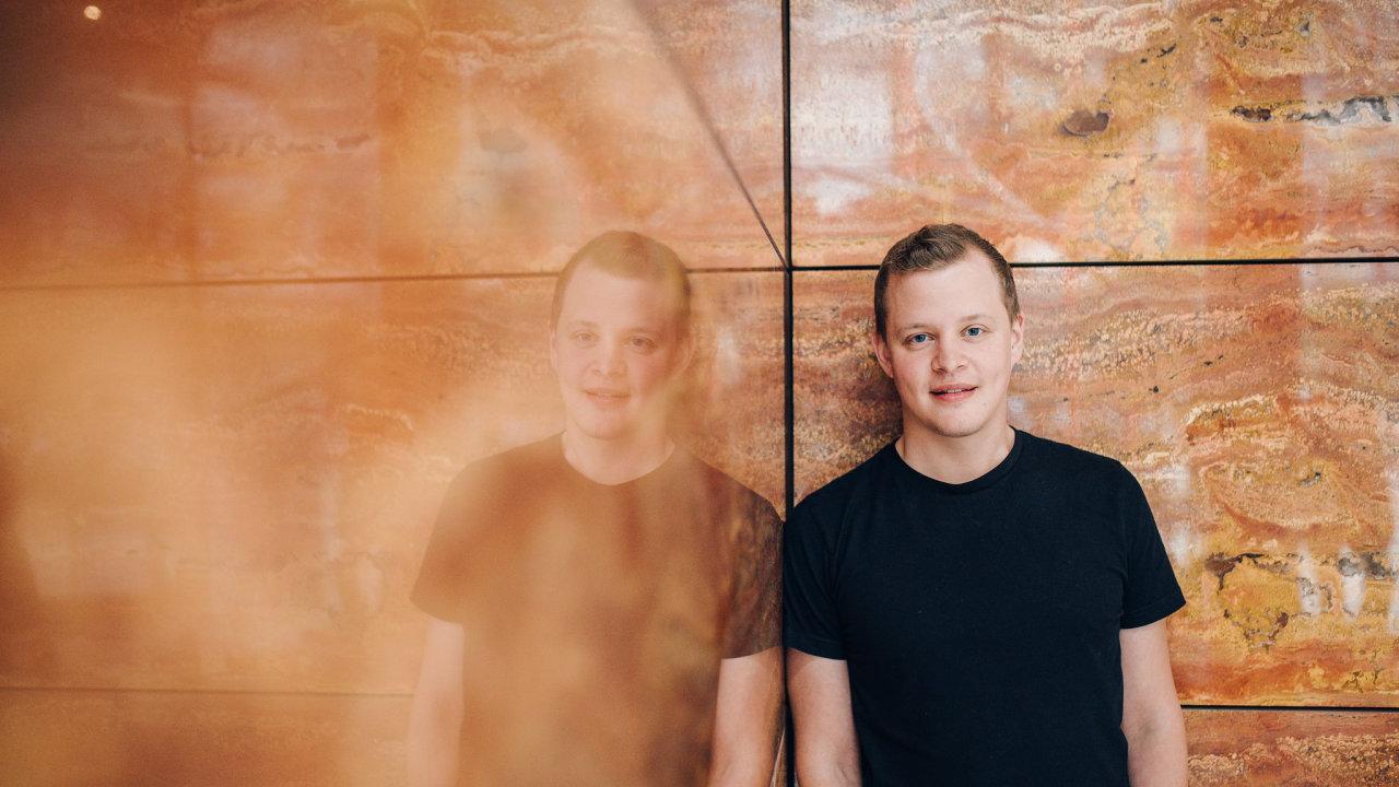 Daniel Hejl, spoluzakladatel start-upu Productboard