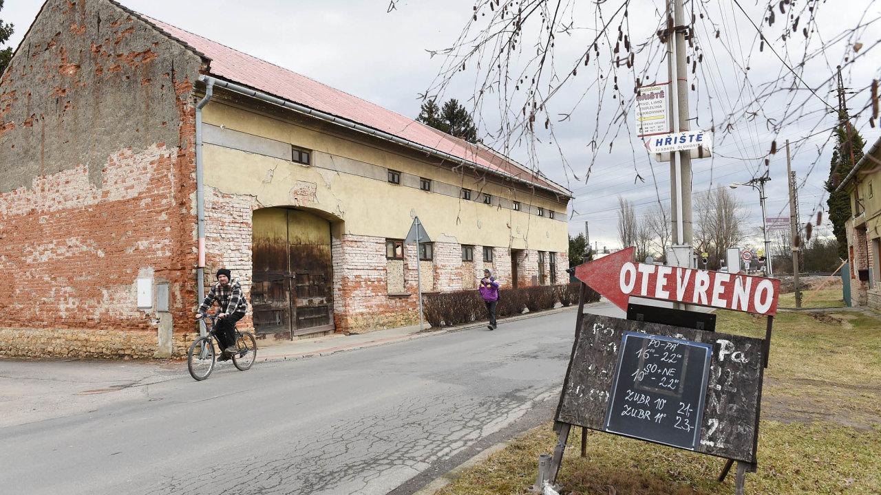 Poslední úsek dálnice D1 z Přerova do Říkovic povede přes Dluhonice