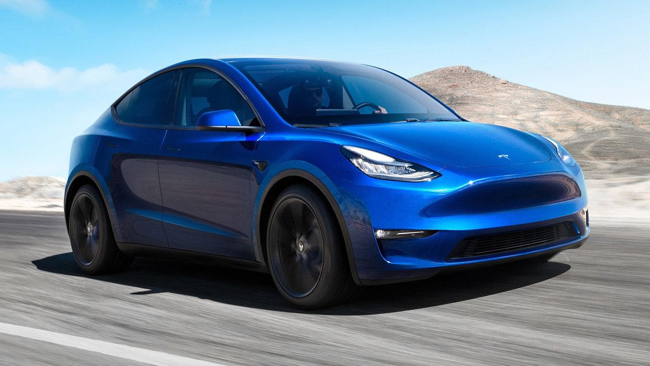 Hodně se čeká od SUV Tesly. Model Y by se mohl stát nejoblíbenějším vozem značky aještě pozvednout její prodeje.