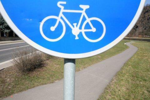 Cyklostezka (ilustra�n� foto)