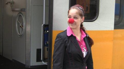Červené nosy Jančurova personálu