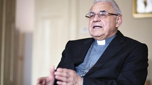 Papež František vyzdvihuje Vlkovu plodnou a rozmanitou apoštolskou činnost i v obtížném období perzekucí proti církvi.
