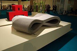 Závěsný gauč české studentky bodoval na prestižní mezinárodní soutěži designerů