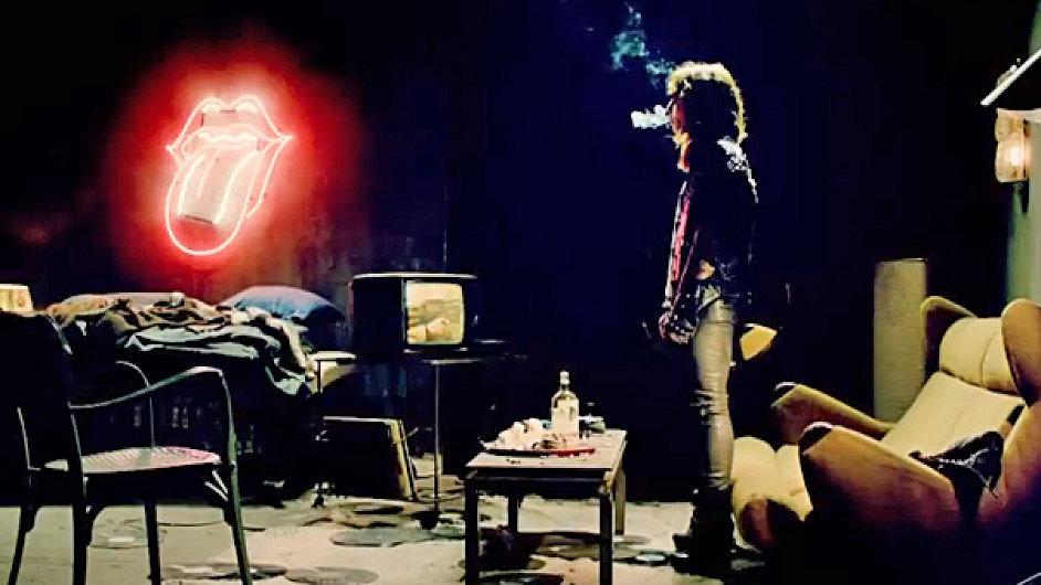 Rolling Stones natočili nový klip.