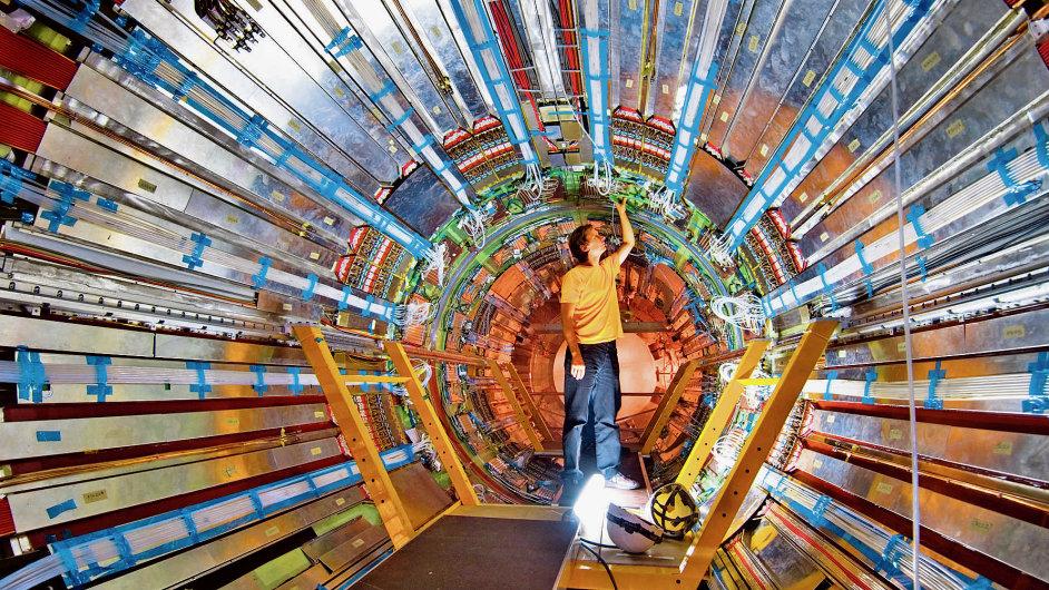 Evropská organizace pro výzkum jádra (CERN)